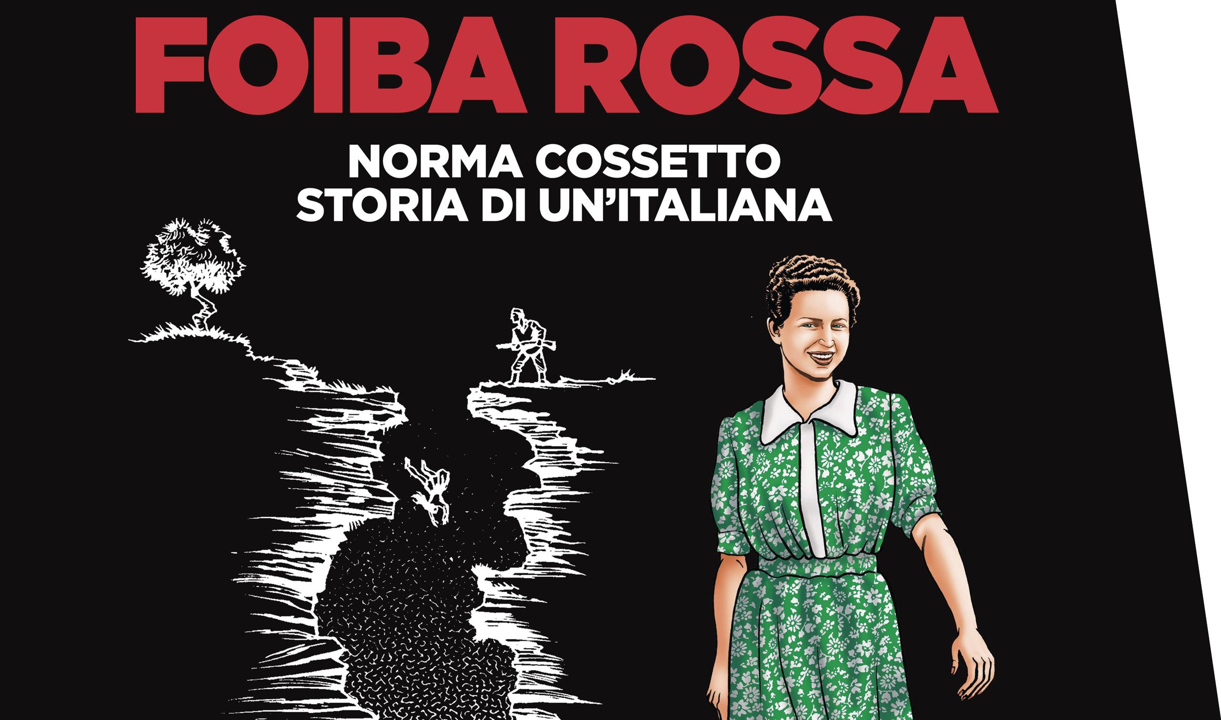 Pordenone e il ricordo - Norma Cossetto a fumetti