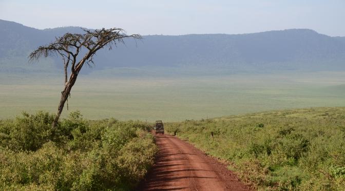 Abschied Tanzania