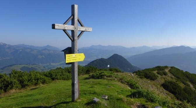Umrundung Kaisergebirge