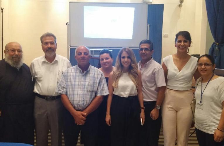 Διάλεξη στην Τίμη του Παγκύπριου Διαβητικού Συνδέσμου Πάφου