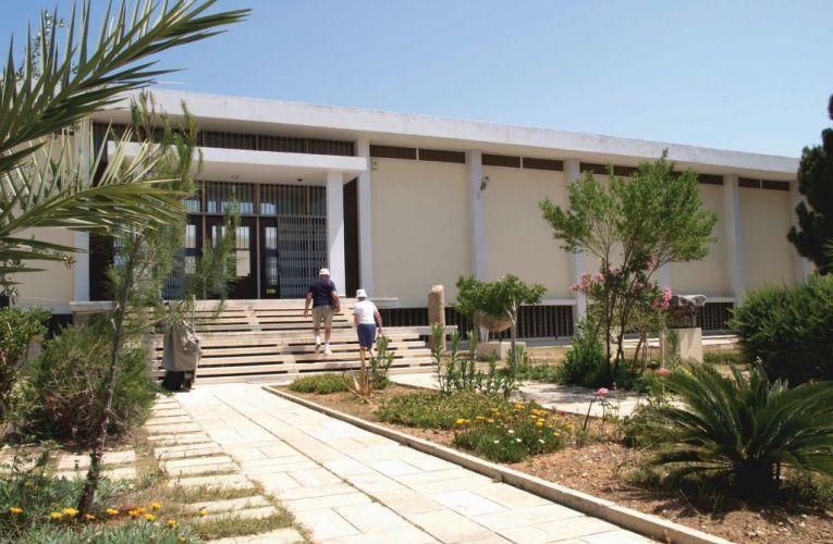 Πάφος2017: Η μόνη ΠΠΕ χωρίς Αρχαιολογικό Μουσείο…