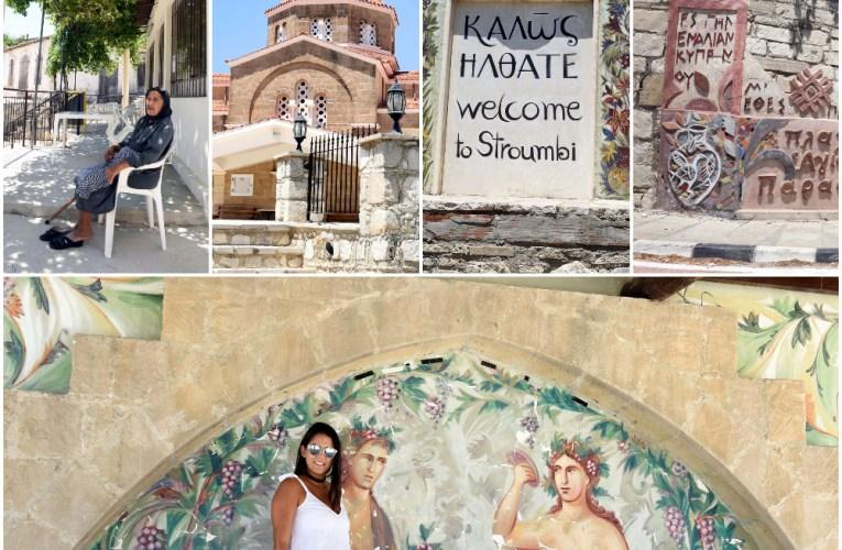 Στρουμπί: Το κρασοχώρι της Πάφου