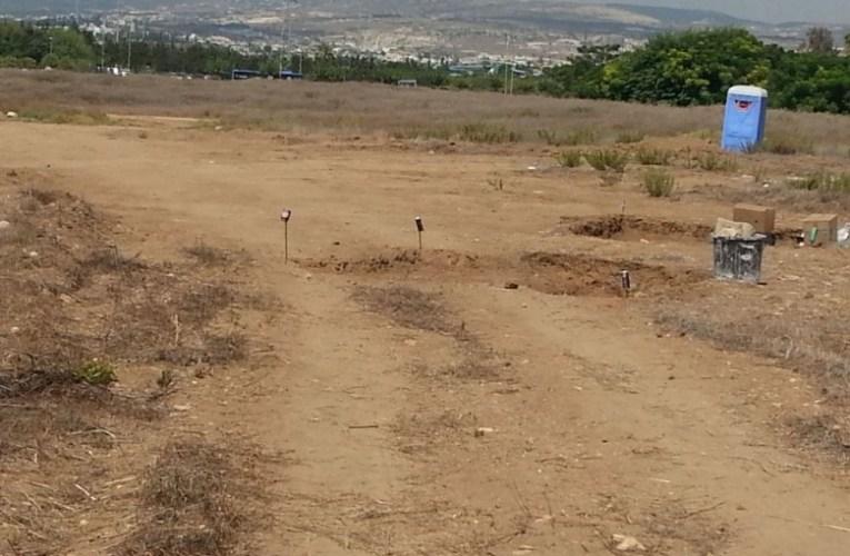 Τμ. Αρχαιοτήτων: Ξεκίνησαν ανασκαφές στο τεμάχιο της Αρχιεπισκοπής