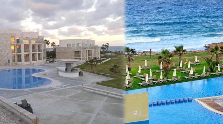 Στο «σφυρί» Amphora και Capital Coast Resort
