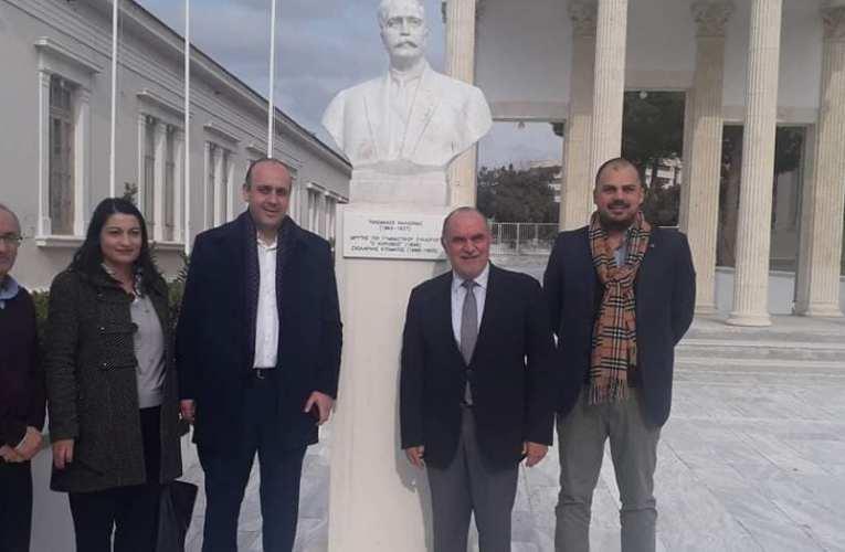 """Μουσείο """"Στέλιος Κυριακίδης"""" και αναβάθμιση Ιακώβειο Σταδίου"""