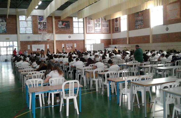 Φωνάζουν οι μαθητές του Γυμνασίου για επικινδυνότητα λόγω εργασιών