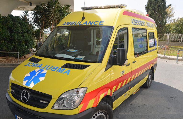 Νέο τροχαίο ατύχημα με πεζό στην Πάφο