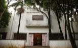 Fachada da Casa Modernista | Guilherme Tosetto/G1