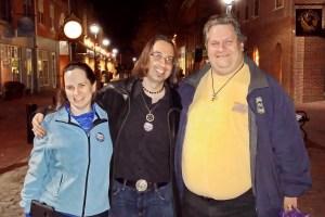 Kaliyah, Christopher Penczak and Delphineous