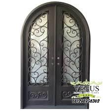 Pintu Besi Tempa Klasik (3)