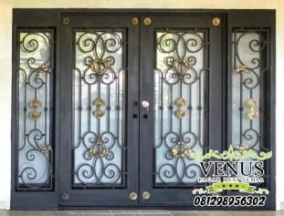 Pintu Besi Tempa Klasik (35)