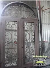 Pintu Besi Tempa Klasik (36)