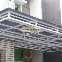 Kanopi polycarbonate