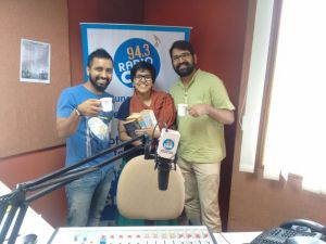 Wednesday 29th June 94.3 Radio One Interview with RJ Tarun