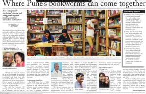 Page 2 of The Golden Sparrow, Pune edition on 20th Dec 2014