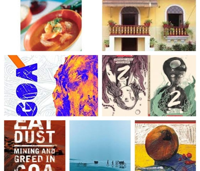 A Bag & A Book #2 : Destination Goa