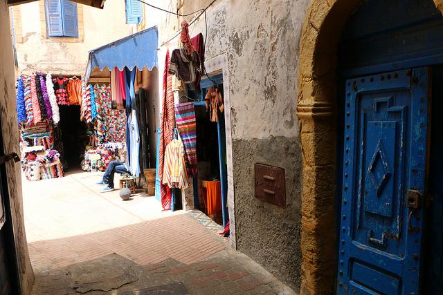 A Bag & A Book #3 : Destination Morocco