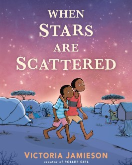 When Stars Are Scattered – Victoria Jamieson and Omar Mohamed