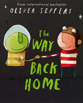THE WAY BACK HOME – Jeffers, Oliver