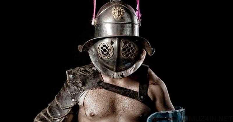 Гладиатор - фркакиец