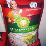 Naija Sweet Rice 25kg
