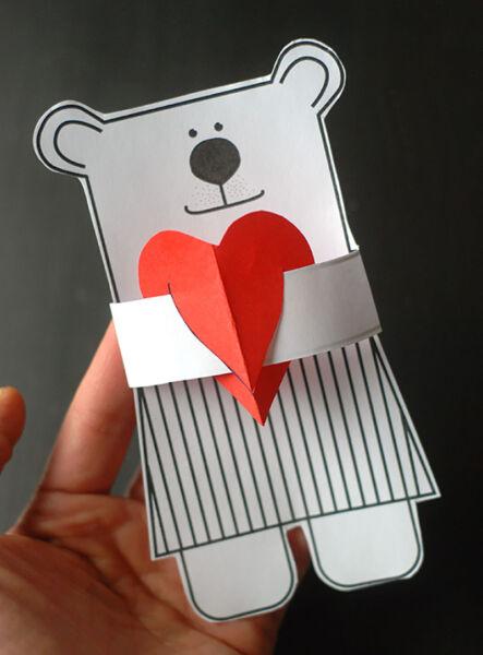 Není datování Valentýna karty