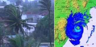 ओडिशा में फानी तूफान का कहर जारी, तीन महिलाओं की मौत, जनजीवन अस्त-व्यस्त