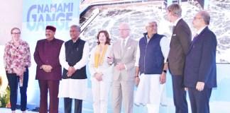 page3news-King Karl-16 Gustaf of Sweden, Queen Sylvia, Chief Minister Shri Trivendra Singh Rawat, Union Minister Shri Gajendra Singh Shekhawat and Tourism Minister of Uttarakhand Shri Satpal Maharaj inaugurated