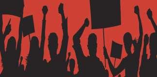 हड़ताली कर्मचारियों