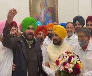 Navjot Singh Sidhu Resign: