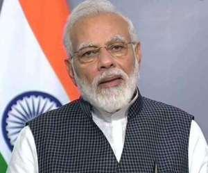 Prime Minister Modi :