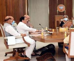 BJP President JP Nadda :