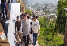 CM dhami Kumaon tour :