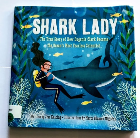 Shark Lady Book Review