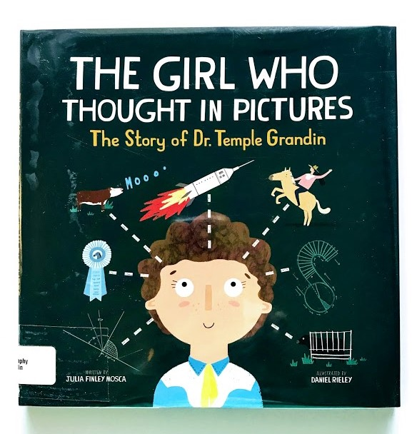 The Girl Who Thought in Pictures Book Review