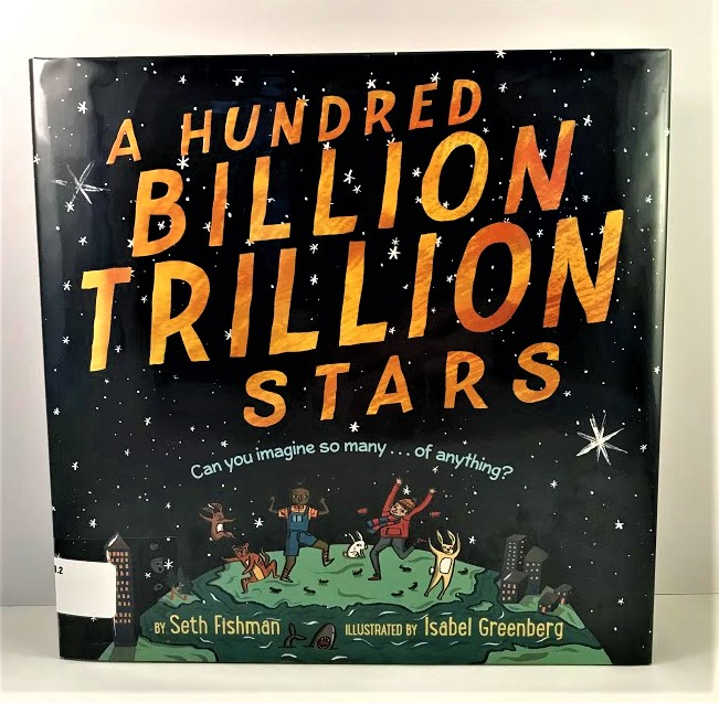 A Hundred Billion Trillion Stars Book Review