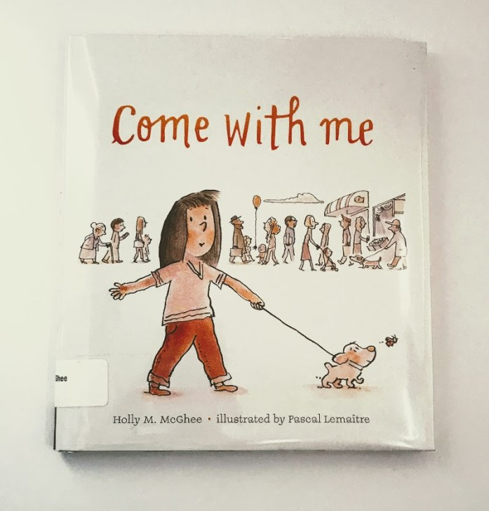 Come With Me Book Review