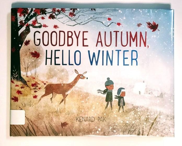 Goodbye Autumn, Hello Winter Book Review