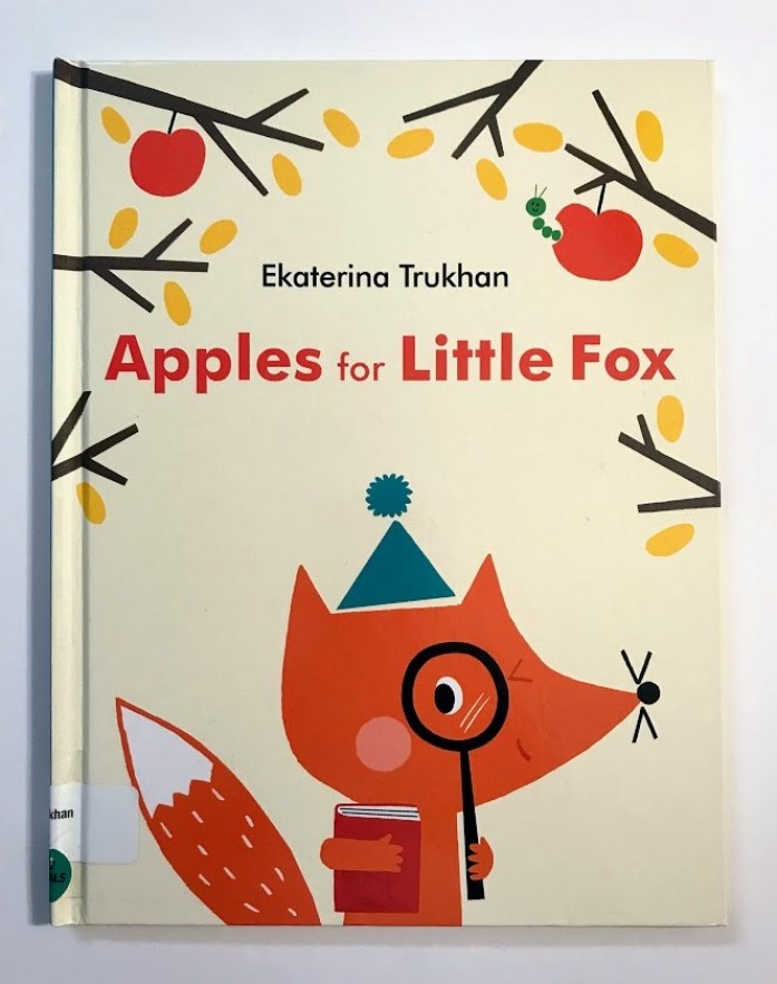 Apples for Little Fox Book Review