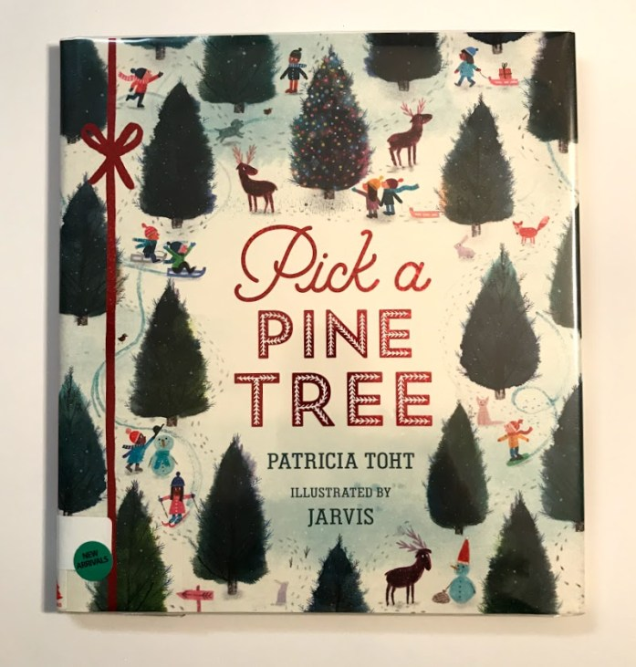 Pick a Pine Tree Book Review