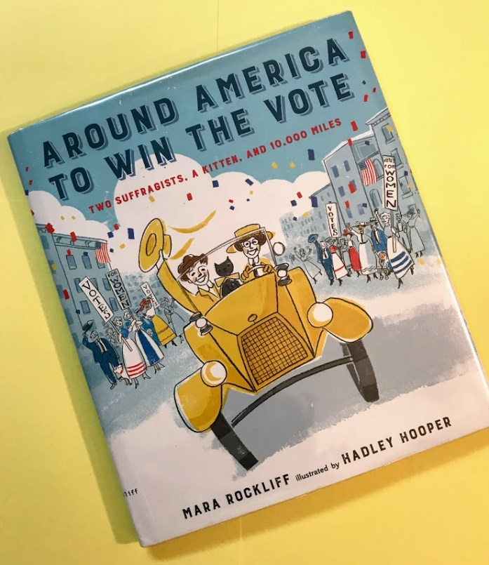 Around America to Win the Vote Book Review