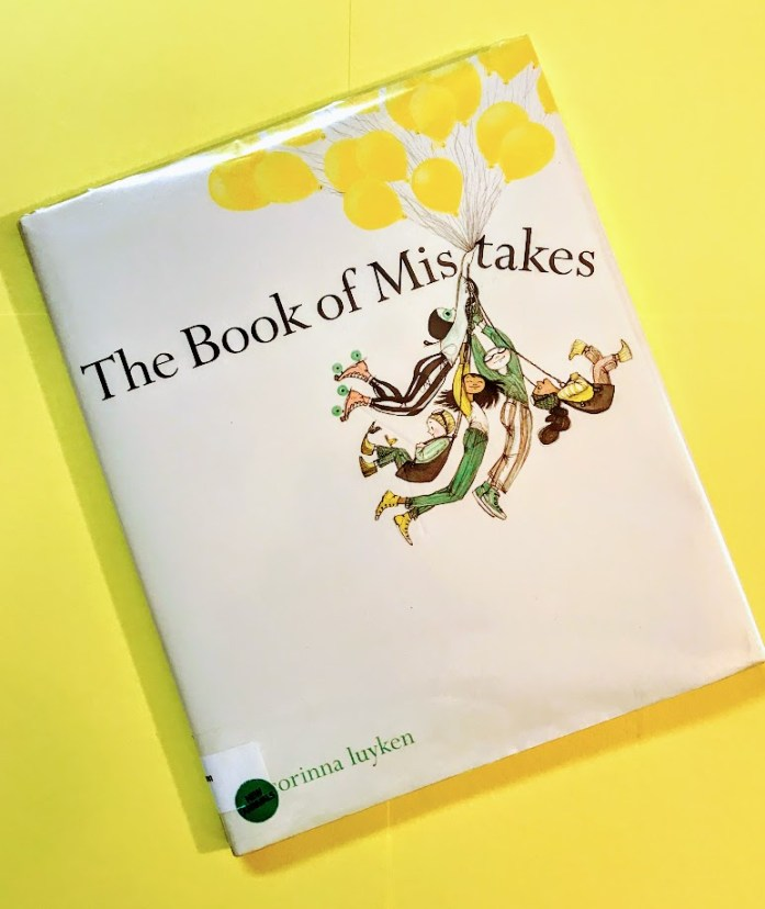 The Book of Mistakes Book Review