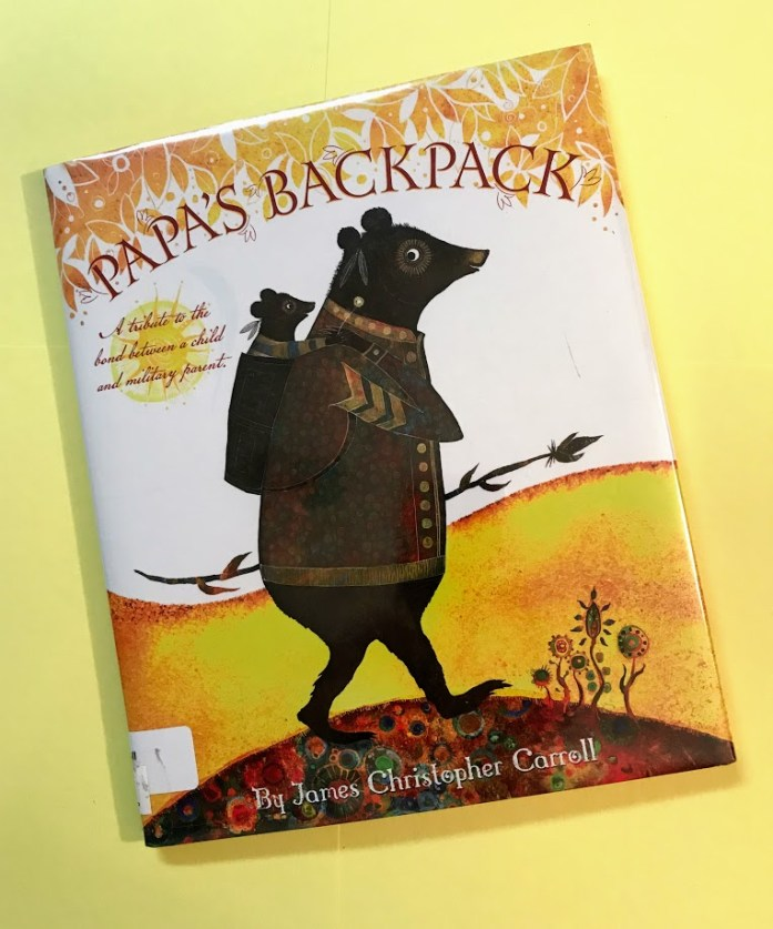 Papa's Backpack Book Review