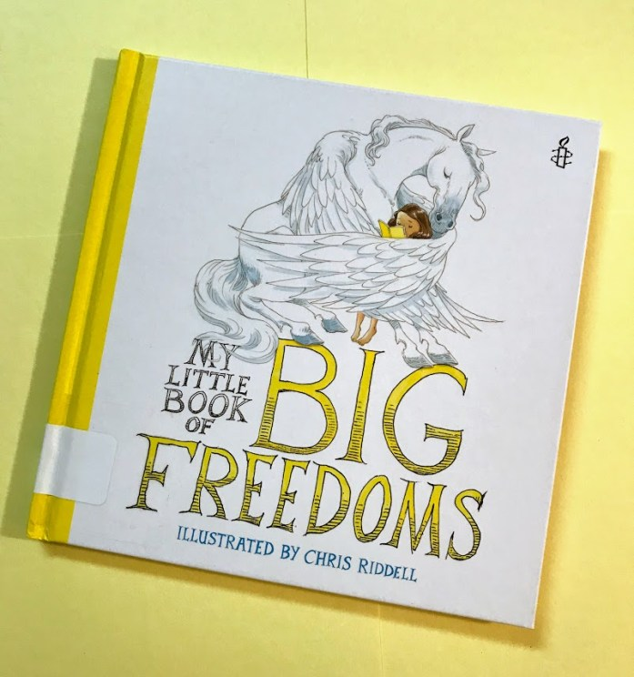 My Little Book of Big Freedoms Book Review