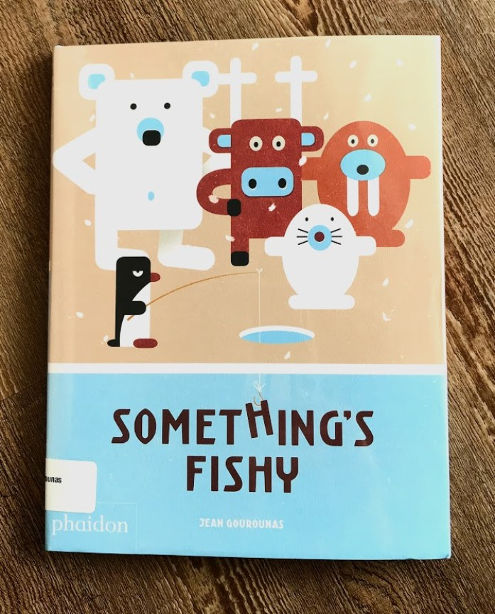 Something's Fishy Book Review