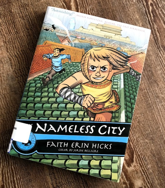 Nameless City Book Review