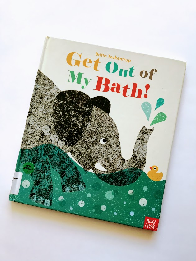 Get Out of My Bath Book Review