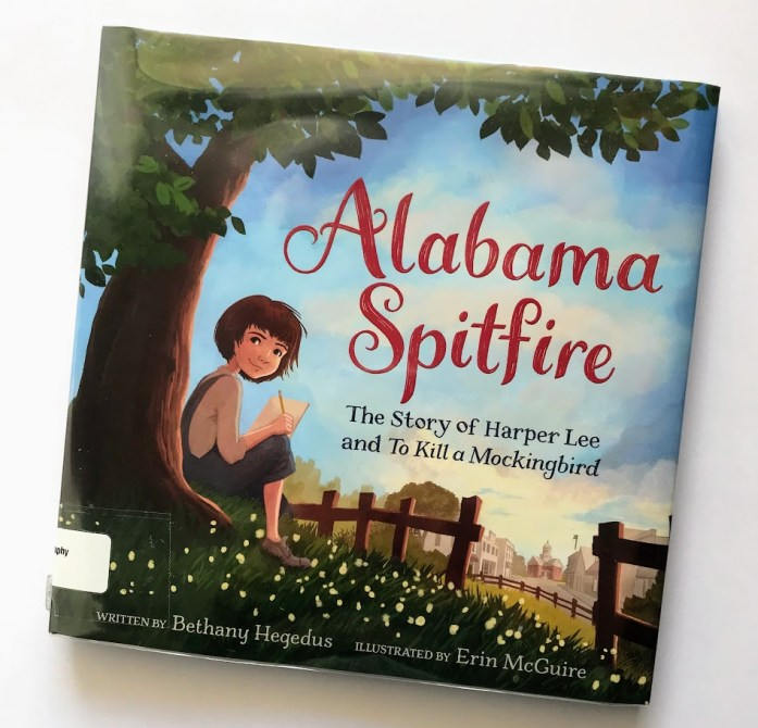 Alabama Spitfire Book Review