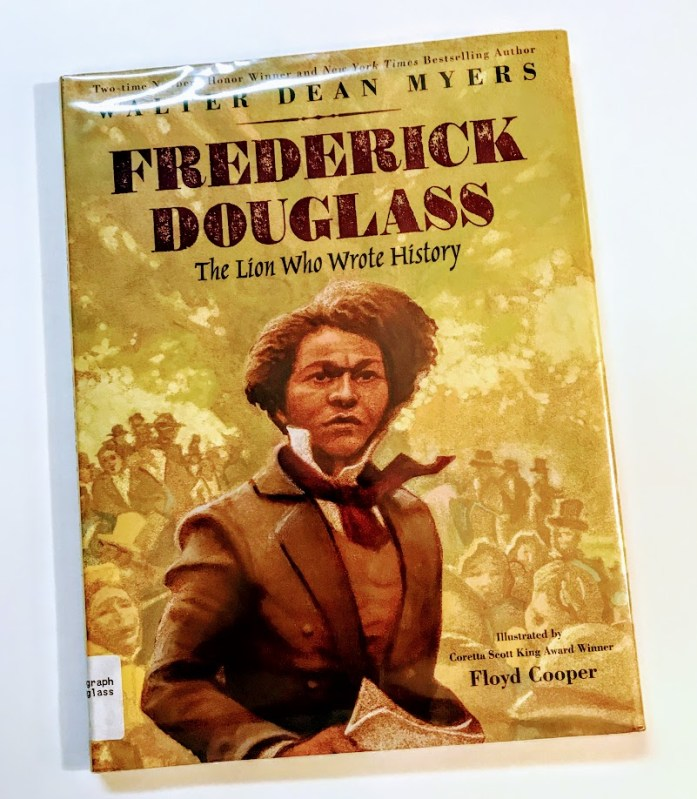 Frederick Douglass Book Review