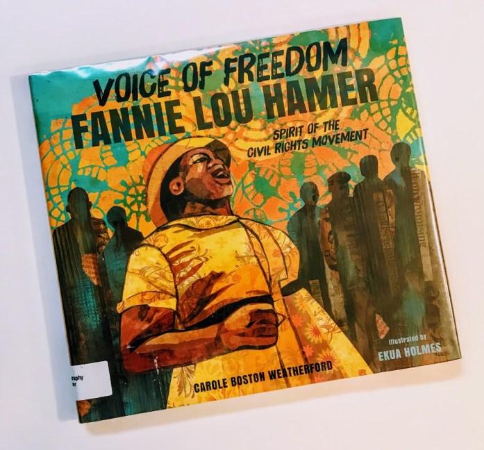 Fannie Lou Hamer Book Review